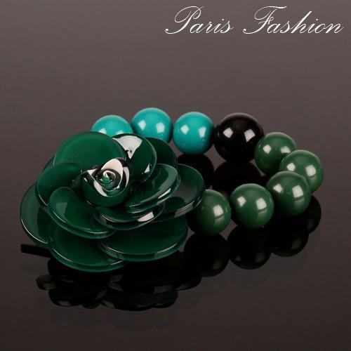 bracelet-elastique-perles-et-fleur-5-cm-vertes-53824.jpg